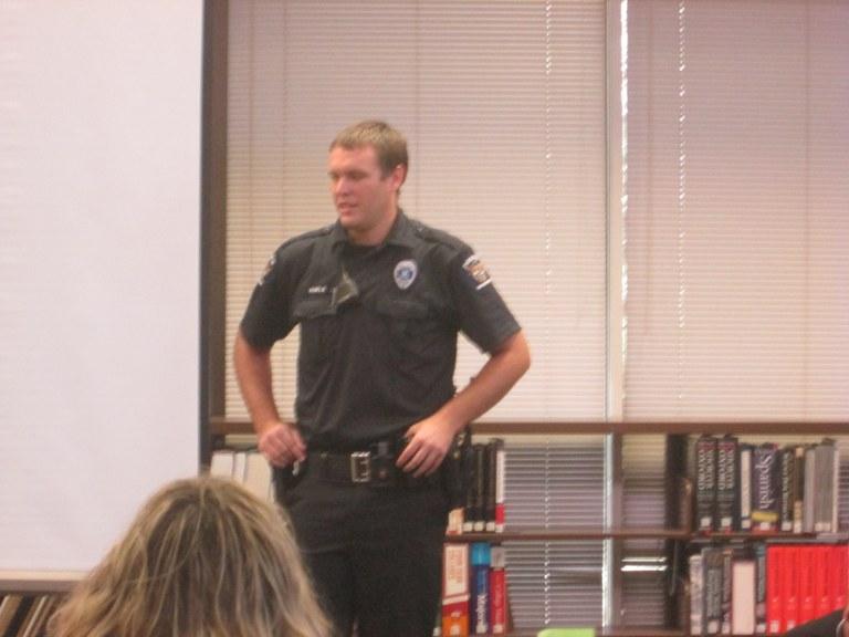Officer Rawls-Local Hero